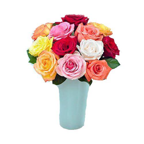 رزهای رنگارنگ