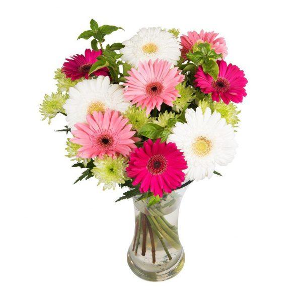 گل های مینای آبنباتی