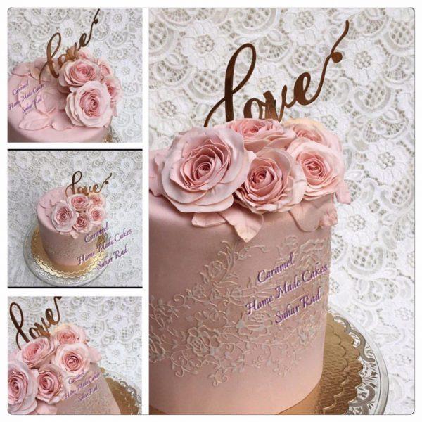 Romantic Luxury Cake