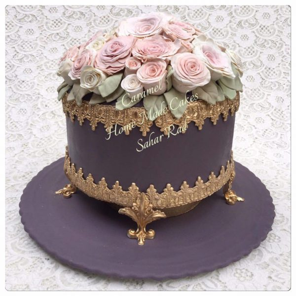 Allure Luxurious Cake