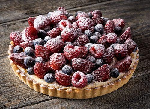 تارت میوه ای