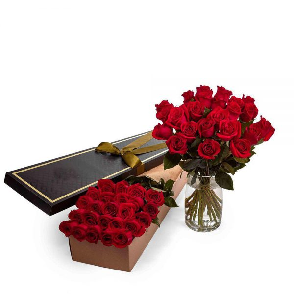 Rubys Red Roses