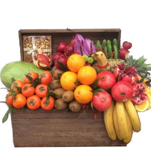 ارسال میوه و خوراکی و شکلات به تهران