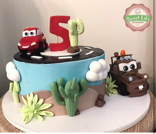 Cars Luxury Cakes