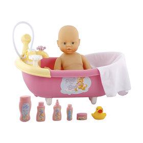 عروسک و ست حمام