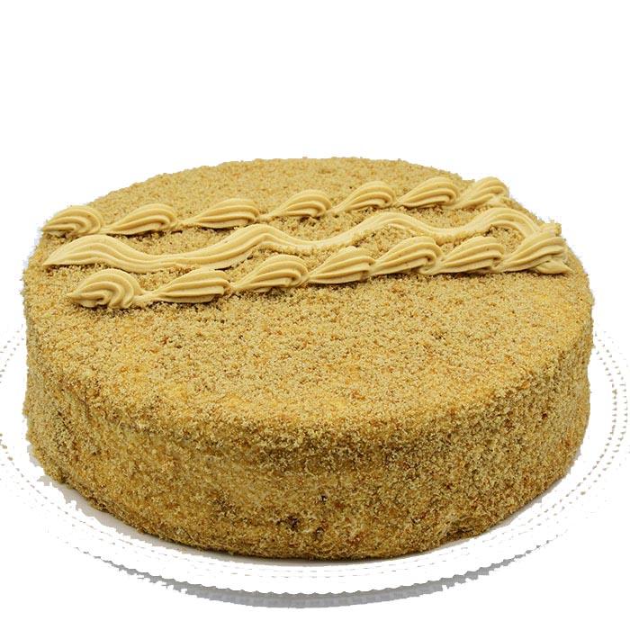 کیک نسکافه ای بی بی