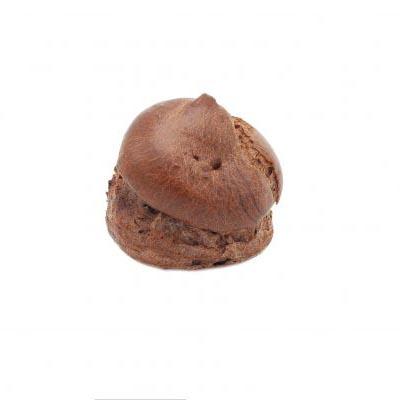 نان خامه ای شکلاتی