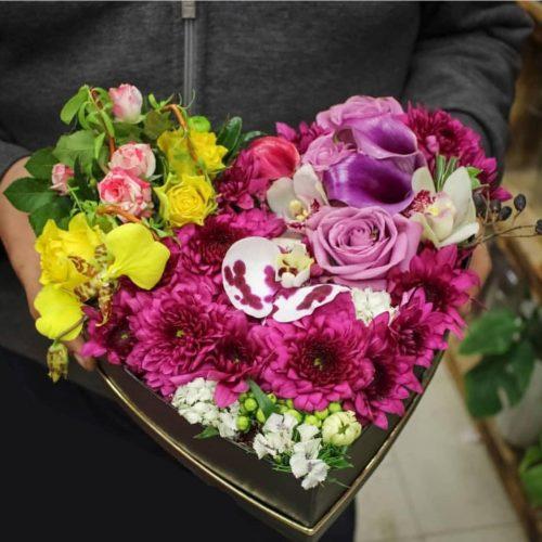 ارسال گل به مازندران