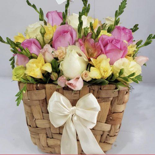 ارسال گل به آبادان و خرمشهر