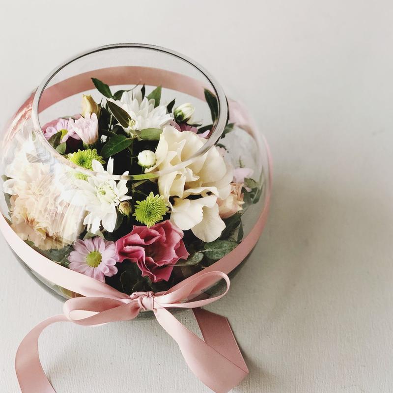 حباب گل